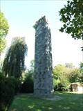 Image for Kriegerdenkmal im Bad Vilbeler Kurpark - Hessen / Germany