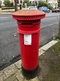 Image for Victorian Pillar Box - Stanford Avenue - Brighton - East Sussex - UK