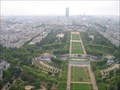 Image for View from the Eiffel Tower - Paris, France