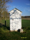 Image for Harlan Cemetery Outhouse