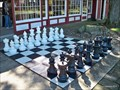 Image for Giant Chess Board - Milan, OH