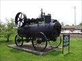 Image for Ajax Steam Engine - Tallapoosa, Georgia.