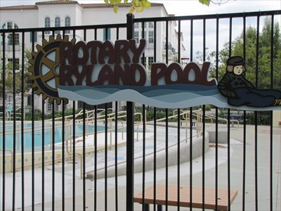 Ryland Park Pool San Jose Ca Public Swimming Pools On