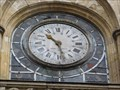 Image for The clock of Church of Saint-Leu-Saint-Gilles - Paris, France