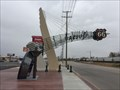 Image for Route 66 Western Gateway Arch - Tulsa, OK, US