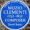 Image for Muzio Clementi - Kensington Church Street, London, UK