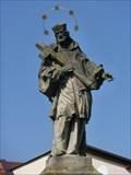 Image for St. John of Nepomuk // sv. Jan Nepomucký - Cítov, Czech Republic