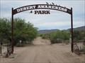 Image for Desert Awareness Park - Cave Creek, Arizona