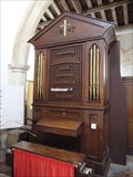 Image for Church Organ - St Nicholas - Potter Heigham, Norfolk
