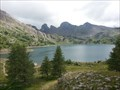 Image for Le Lac d'Allos. Provence Alpes Côte d'Azur. France