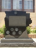 Image for Veteran's Memorial at Acadia Parish Courthouse - Crowley, Louisiana
