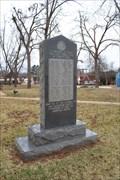 Image for Veteran's Memorial -- San Augustine TX