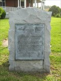Image for Shelby's Fort - DAR marker - Bristol, TN