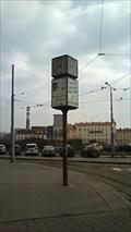 Image for Hodiny na križovatce Benešova / Divadelní - Brno, Czech republic