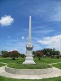 Image for Fannin Monument - Fannin, TX