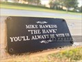 Image for Mike The Hawk Hawkins dedicated bench - The Villages, Florida
