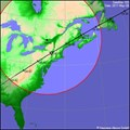 Image for ISS Sighting: Gate City, VA – Ottawa, ON - site 2