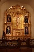 Image for Retablo -- Cathedral Basilica of San Fernando de Bexar, San Antonio TX