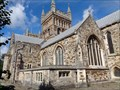 Image for Minster Church of St Cuthburga - Wimborne, Dorset, UK.