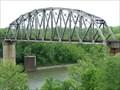 Image for Verdigris Railroad Bridge - Oklahoma, USA.
