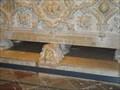 Image for Vasco da Gama's Tomb Lions - Lisbon, Portugal