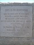 Image for Battle of Stonington Monument - Stonington, CT
