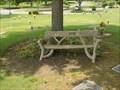 Image for Joe Cannon Jr. bench - Memorial Park Cemetery - Memphis, TN