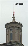 Image for Tennessee State Capitol Flagpole