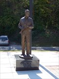 Image for Bert T Combs Statue - Manchester, KY