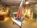 Image for Whammel dinghy. Lancaster Maritime Museum. Lancaster.