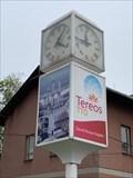 Image for Street Clock Kojetín, Czech Republic