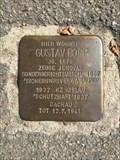Image for Gustav Bopp Stolpersteine - Heidelberg, Germany
