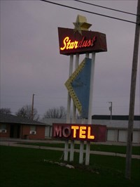 View Waymark Gallery Stardust Motel Greenville Ohio