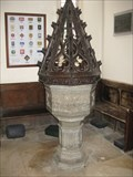 Image for Font - St Mary's Church, Brownsea Island, Dorset, UK