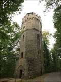 Image for Octagonal  tower at the Johannisberg, Bad Nauheim - Hessen / Germany