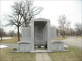 Image for Roland Burris Tombstone - Chicago, IL
