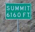 Image for Interstate 15 Southbound - Cove Fort Dog Valley Pass, 6160 feet