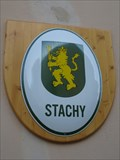 Image for CoA of Stachy, okres Prachatice, CZ