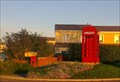 Image for Red Telephone Box at Le Haillan