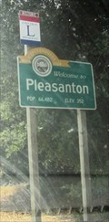 Image for Pleasanton, CA - 352 Ft