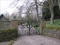 Image for Swerford Park Gates - Swerford, Oxfordshire, UK