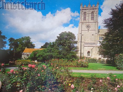 Christchurch Priory & Cottage.