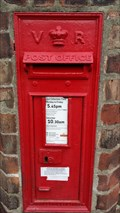 Image for Victorian Post Box - The King's Head Inn, Newton Under Roseberry