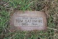 Image for Tom Lattimore - Monument Hill - Addington, OK