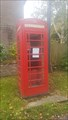 Image for Red Telephone Box - The Street - Sutton Waldron, Dorset