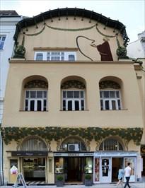 Stohr Haus St Polten Austria Art Deco Art Nouveau On