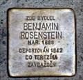 Image for Rosenstein Benjamin, Prague, CZ