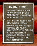 Image for Train Time - Invermere, BC