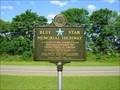 Image for Blue Star Memorial Highway- Lyons, Georgia