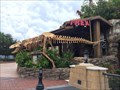 Image for T-Rex Skeleton - Lake Buena Vista, FL
